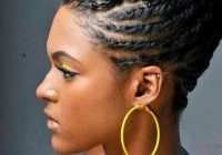 natural hair updos best natural african american hairstyles Elegant Braids African American Designs