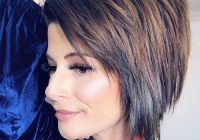 new ideas short haircuts for thick hair in 2020 short Short Layered Hairstyles With Bangs For Thick Hair Choices