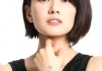 pin on beauty hair Short Hair For Round Face Asian Inspirations