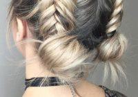 pin on hair style girl White Hair Braid Styles Ideas