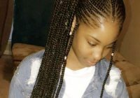 pin on ponytails hairstyles for african american women Fishtail Cornrows Hairstyles In Africa