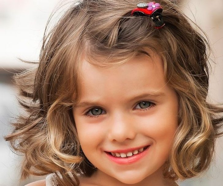 Permalink to 9   Hairstyles For Short Curly Hair Little Girl