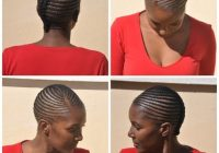 plaits lines no extension simple plaits hairstyles Cornrows With Own Hair