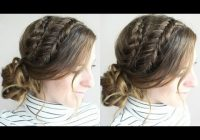 school hairstyles tumblr Braids Hairstyles Tumblr For School Inspirations