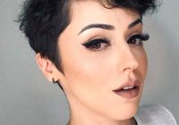 short curly hair discover your hair type in depth Very Short Curly Hair Styles Inspirations