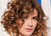 short curly hairstyles that will give your spirals new life Hairstyle For Short Curly Hair Female Choices