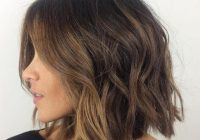 short hairstyles for oval faces and thick hair awesome style Style Suitable For Short Hair Ideas