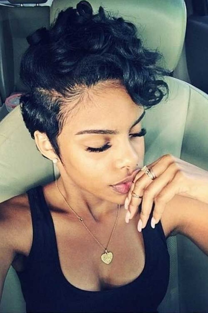 Permalink to 11 New Short Hairstyles For Thick African American Hair Gallery