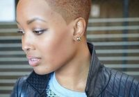 short natural african american hairstyles short hair Very Short African American Hairstyles Ideas