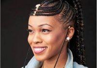 straight up braids hairstyles 2019 box braids fulani Straight Up Cornrows Hairstyles