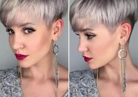 Stylish 10 easy short hairstyles inspiration 2021 stylish pixie Short Hair With Full Fringe Ideas