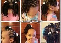 Stylish 103 adorable time saving braid hairstyles for kids all ages Braids Hairstyles For Kids In Natural Hair Choices