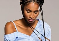 Stylish 105 best braided hairstyles for black women to try in 2020 African Braids Hairstyles Pictures For Women Choices