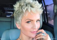 Stylish 13 of the boldest short spiky hair pictures and ideas for 2020 Spiked Short Hair Styles Ideas