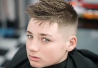 Stylish 15 teen boy haircuts that are super cool stylish for 2020 Short Hairstyles For Teen Boys Choices