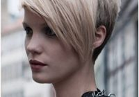 Stylish 16 cute hairstyles for short hair popular haircuts Cute Short Hairstyles With Long Bangs Inspirations