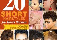 Stylish 20 amazing short hairstyles for black women Styles For Black Short Hair Inspirations