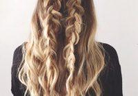Stylish 20 cute braided hairstyles for long hair young hip fit Cute Braid Long Hair Choices