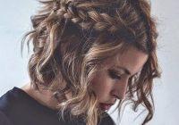 Stylish 20 inspiring braid ideas for short hair le fashion hair Braid Styles For Short Curly Hair Inspirations