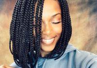 Stylish 20 trending box braids bob hairstyles for 2020 all things hair Bob Braid Hair Styles Choices