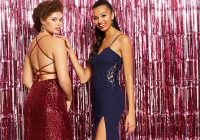 Stylish 2021 prom dress styles and trends promgirl Cute Hairstyles For Short Prom Dresses Inspirations