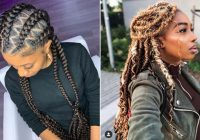 Stylish 23 popular hairstyles for black women to try in 2020 stayglam Popular African American Hairstyles