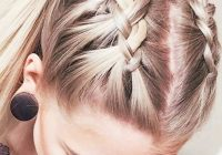 Stylish 27 easy cute hairstyles for medium hair lovehairstyles Cool Braided Updos For Long Hair Choices