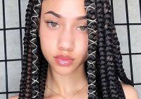 Stylish 30 best braided hairstyles for women in 2020 the trend spotter Hairstyles For Braids Choices