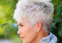 Stylish 34 flattering short haircuts for older women in 2020 Short Hair Styles Older Woman Ideas