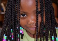 Stylish 37 trendy braids for kids with tutorials and images Black Kids Hair Braiding Styles Pictures Inspirations