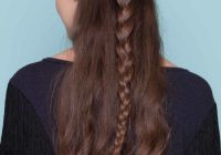 Stylish 40 half braided hairstyles you can master in minutes Half Hair Braiding Styles Ideas