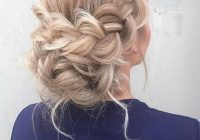 Stylish 47 gorgeous prom hairstyles for long hair page 2 of 5 Prom Hairstyles For Long Hair Updos With Braids Ideas