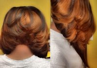 Stylish 50 bob hairstyles for black women hairstyles update African American Layered Bob Hairstyles