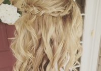 Stylish 50 delicate bridesmaid hairstyles for a beautiful experience Braided Hair For Bridesmaids Inspirations