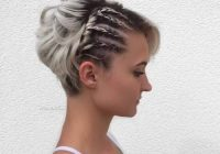 Stylish 50 hottest prom hairstyles for short hair short hair updo Cool Hairstyle Ideas For Short Hair Inspirations