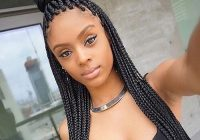 Stylish 50 lovely black hairstyles african american ladies will love Braids For African Americans Designs