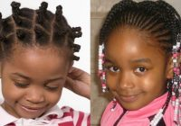 Stylish 50 most inspiring hairstyles ideas for little black girls African American Little Girl Braid Styles
