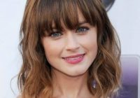 Stylish 50 ways to wear short hair with bangs for a fresh new look Cute Hairstyle For Short Hair With Bangs Inspirations