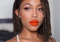 Stylish 6 best protective styles for short natural hair all things Easy Protective Styles For Short Hair Ideas
