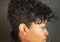 Stylish 61 short hairstyles that black women can wear all year long Short Hair Mohawk Styles For Black Women Choices