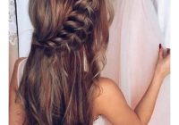 Stylish 71 unique bridesmaid hairstyles for the big day Braid Hairstyle For Bridesmaid Choices