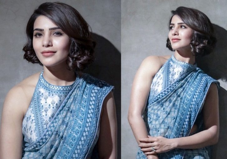Permalink to 10 Beautiful Short Curly Hairstyles For Saree Ideas