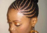 Stylish african american braided hairstyles with bangs African American Braiding Hairstyles Designs