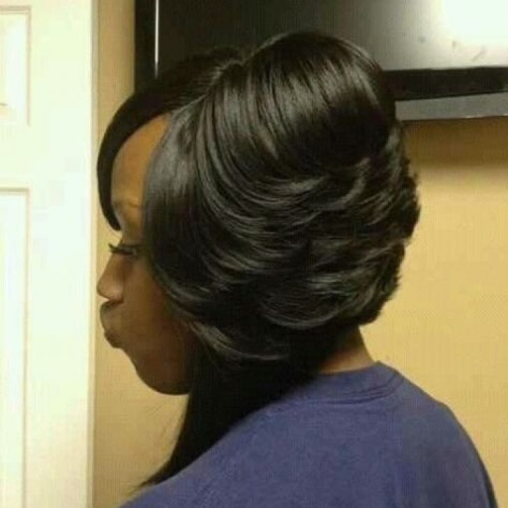 Permalink to 10 Elegant African American Feathered Bob Hairstyles Inspirations
