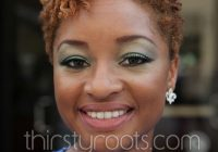 Stylish african american short natural hairstyles short natural Natural Hair Care Styles African American
