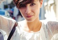 Stylish best new short hairstyles for long faces popular haircuts Short Hairstyles For Thick Hair And Long Face Ideas