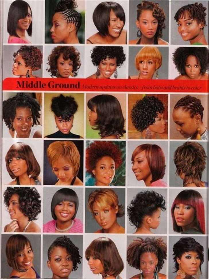 Permalink to 11 Beautiful African American Hairstyles Magazine Gallery