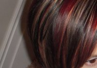 Stylish blonde colored hair 2015 google search pelo rojo con Short Brown Hair With Blonde And Red Highlights Choices