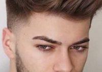 Stylish boys side faded hairs with medium length 2019 gents hair Short Hair Style Image For Boys Ideas