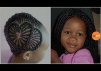 Stylish braided hairstyles for little girls cool and cute braids for kids Hair Styles Braids For Little Girls Ideas